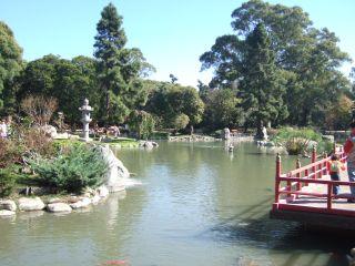 Der Japanische Garten in Buenos Aires