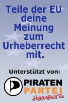 Piratenpartei lädt zur EU-Umfrage zum Urheberrecht ein
