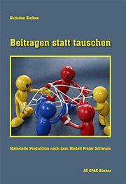 Titelbild des deutschen Peerconomy-Buchs