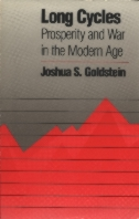 Joshau S. Goldstein, Long Cycles - Prosperity and War in the Modern Age