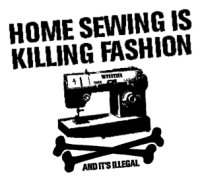 Home Sewing is Killing Fashion
