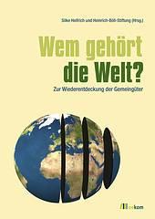 Buchcover: Wem gehört die Welt?