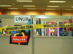 Windows-free Office
