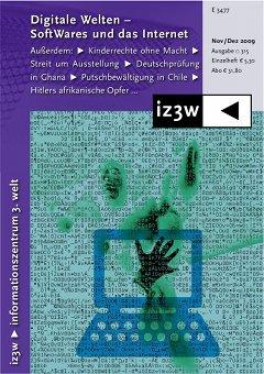 iz3w - »Digitale Welten«