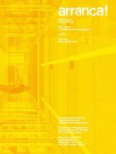 arranca-Titelblatt